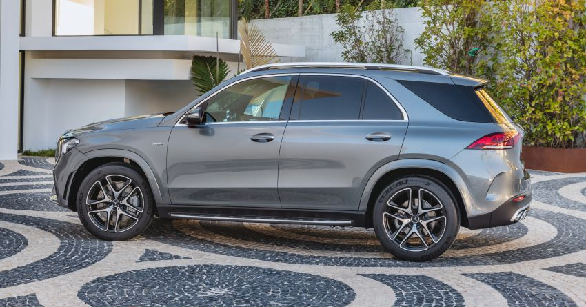 Mercedes-AMG GLE53 4Matic+ debuts with 435 hp! Image #926867