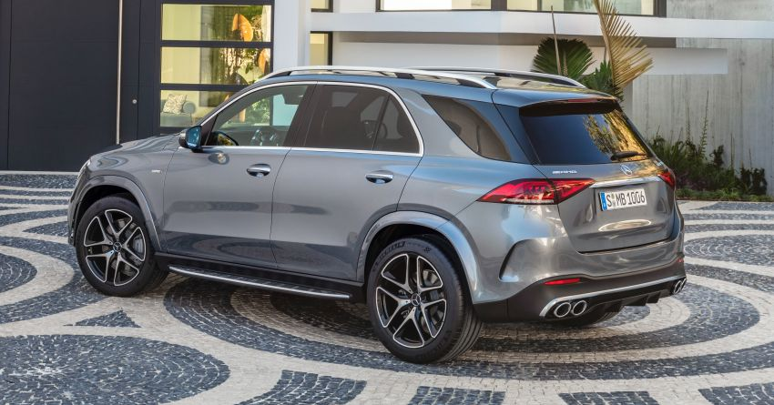 Mercedes-AMG GLE53 4Matic+ debuts with 435 hp! Image #926869