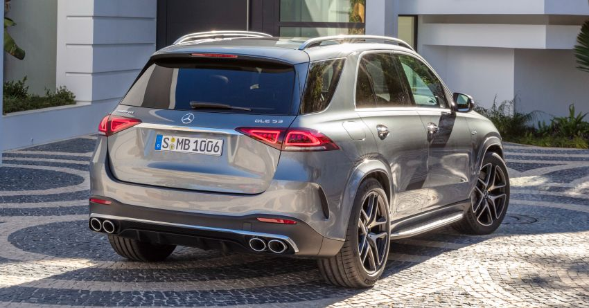 Mercedes-AMG GLE53 4Matic+ debuts with 435 hp! Image #926871