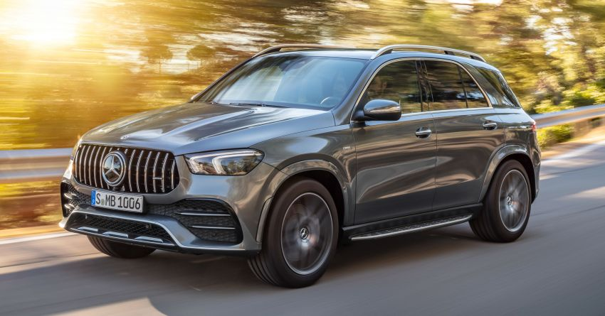 Mercedes-AMG GLE53 4Matic+ debuts with 435 hp! Image #926879