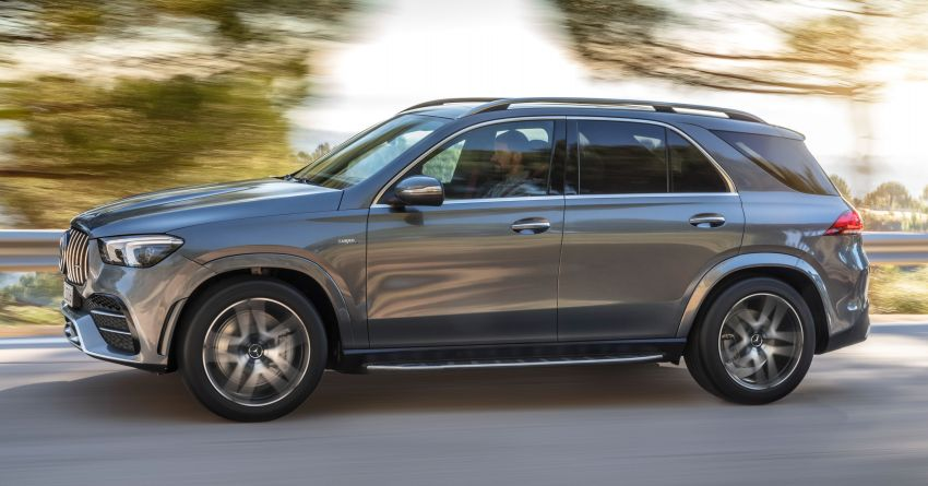 Mercedes-AMG GLE53 4Matic+ debuts with 435 hp! Image #926881