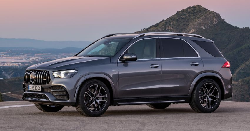 Mercedes-AMG GLE53 4Matic+ debuts with 435 hp! Image #926840
