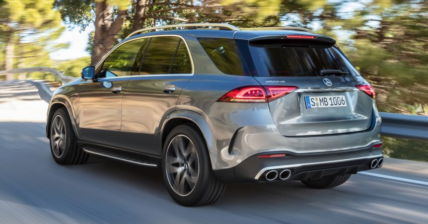 Mercedes-AMG GLE53 4Matic+ debuts with 435 hp! Image #926882