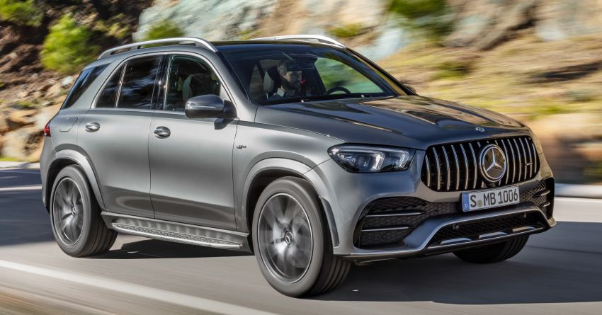Mercedes-AMG GLE53 4Matic+ debuts with 435 hp! Image #926884