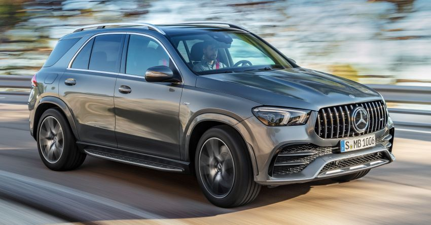 Mercedes-AMG GLE53 4Matic+ debuts with 435 hp! Image #926888
