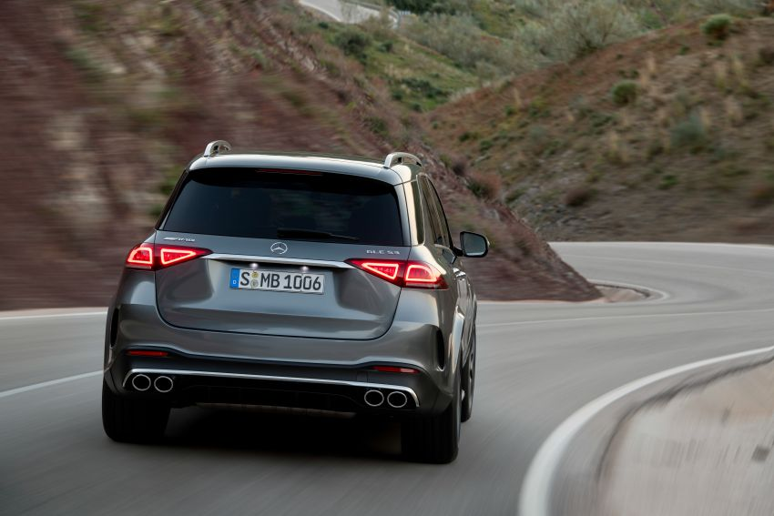 Mercedes-AMG GLE53 4Matic+ debuts with 435 hp! Image #926892
