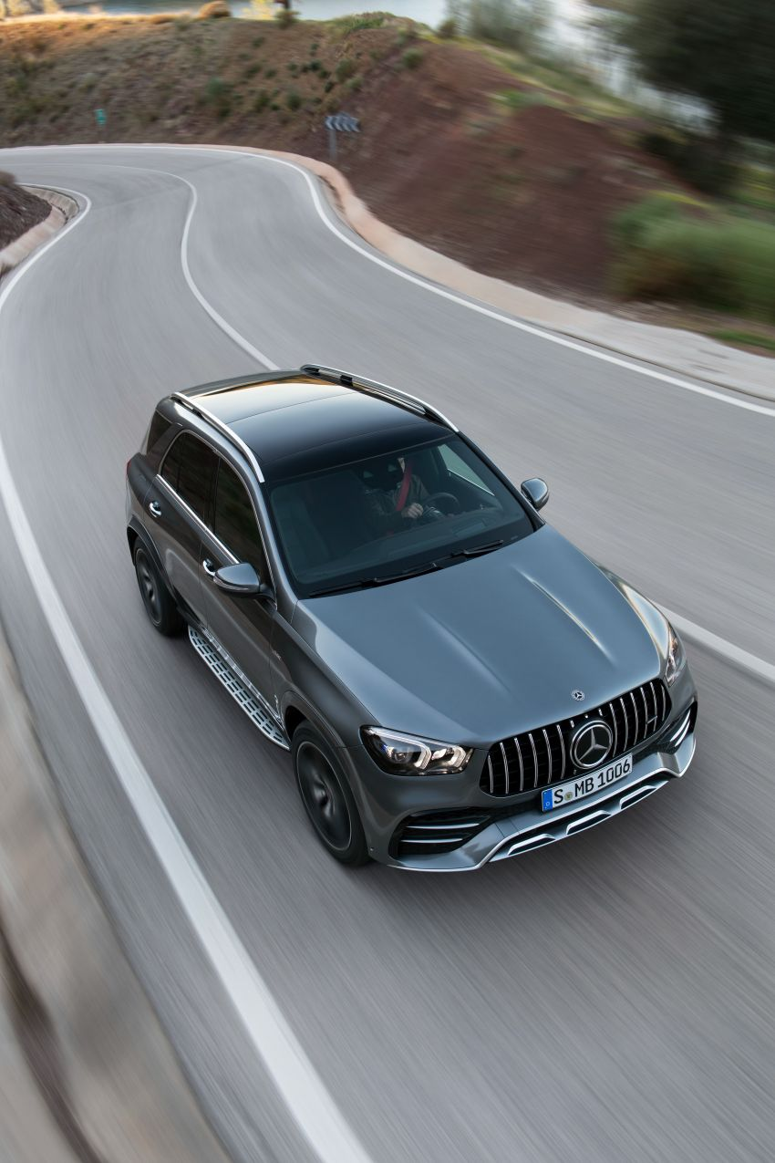 Mercedes-AMG GLE53 4Matic+ debuts with 435 hp! Image #926896