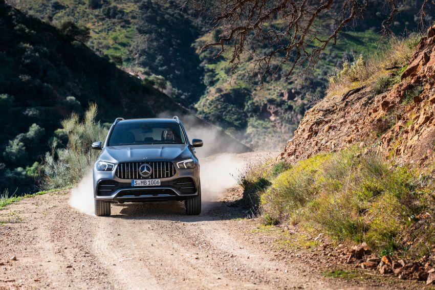 Mercedes-AMG GLE53 4Matic+ debuts with 435 hp! Image #926899