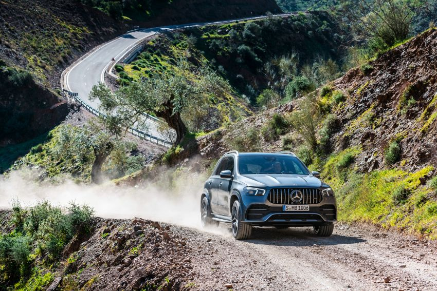 Mercedes-AMG GLE53 4Matic+ debuts with 435 hp! Image #926901