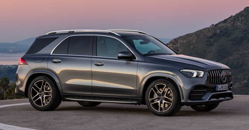 Mercedes-AMG GLE53 4Matic+ debuts with 435 hp! Image #926841