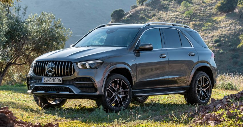 Mercedes-AMG GLE53 4Matic+ debuts with 435 hp! Image #926902