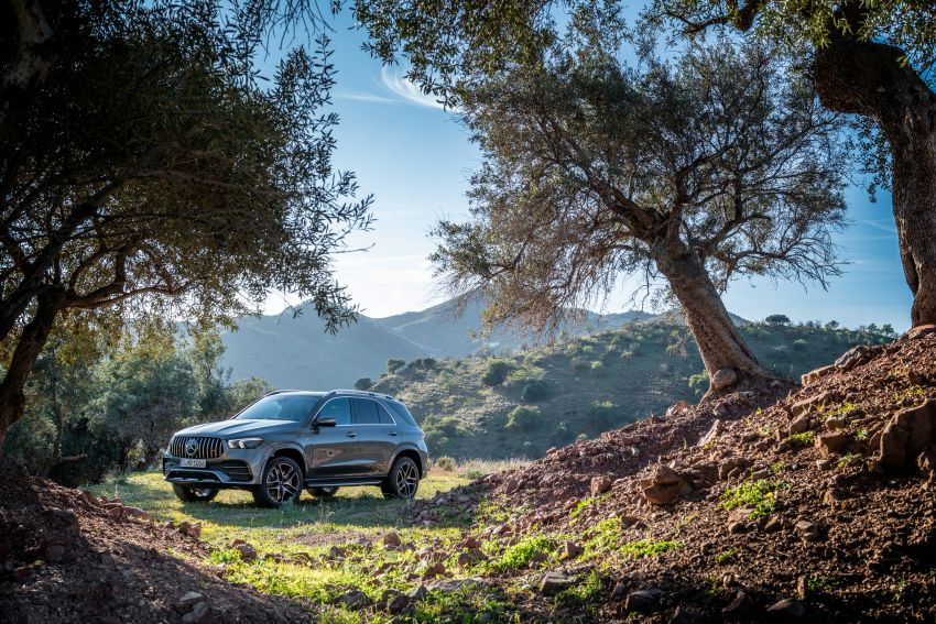 Mercedes-AMG GLE53 4Matic+ debuts with 435 hp! Image #926903