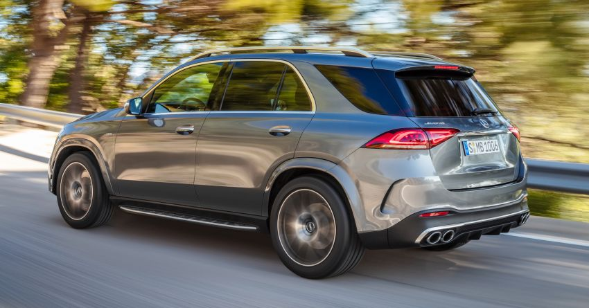 Mercedes-AMG GLE53 4Matic+ debuts with 435 hp! Image #926905