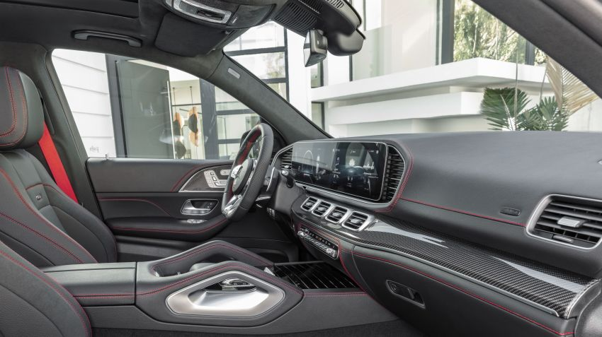 Mercedes-AMG GLE53 4Matic+ debuts with 435 hp! Image #926907