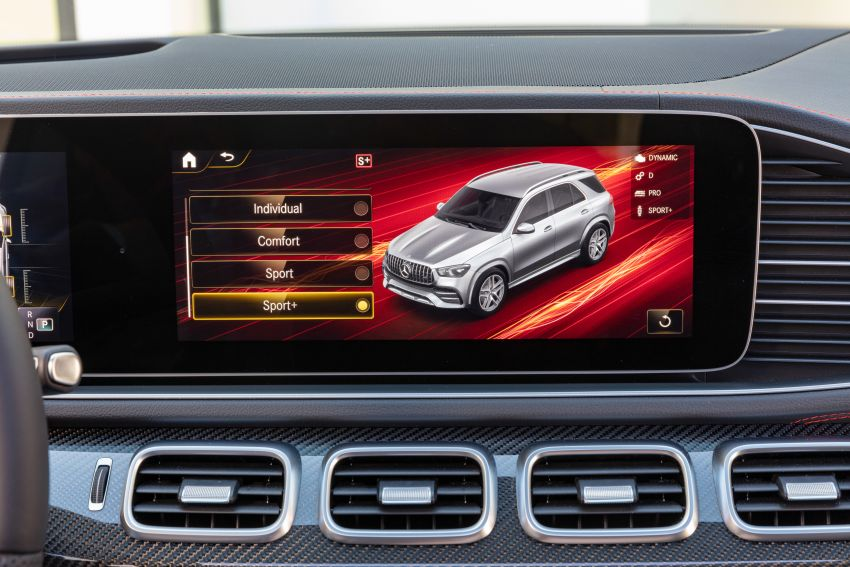Mercedes-AMG GLE53 4Matic+ debuts with 435 hp! Image #926921