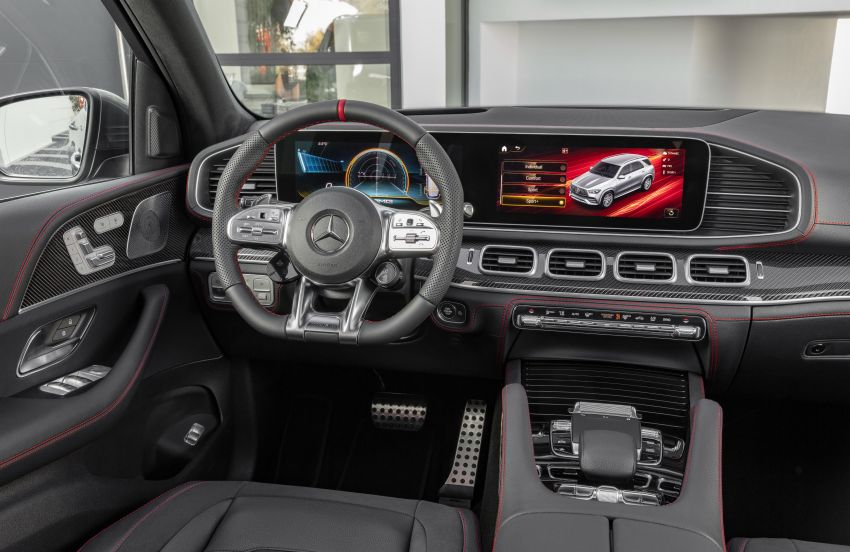 Mercedes-AMG GLE53 4Matic+ debuts with 435 hp! Image #926910