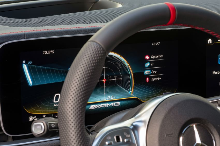 Mercedes-AMG GLE53 4Matic+ debuts with 435 hp! Image #926911