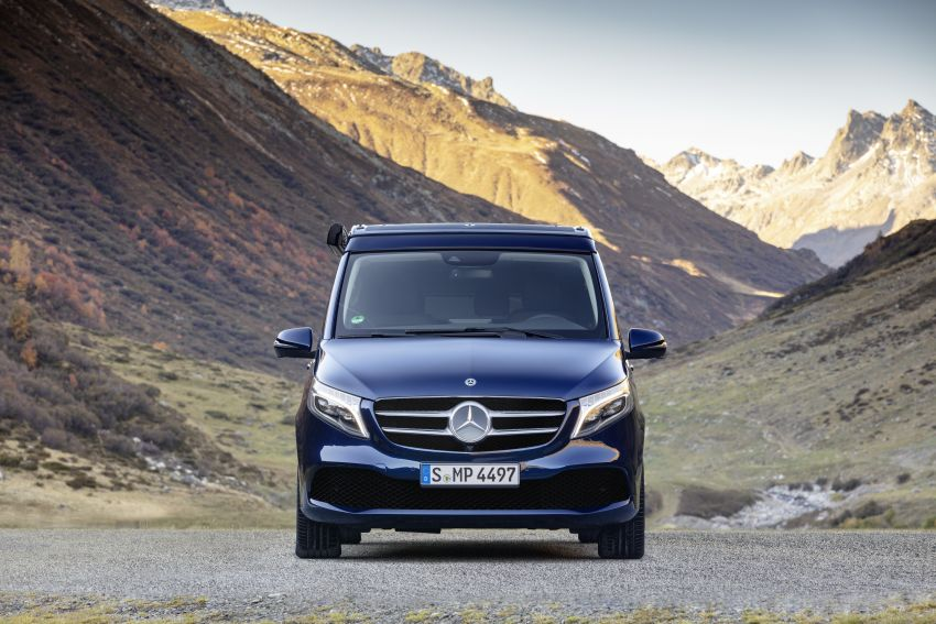 W447 Mercedes-Benz V-Class facelift gets new diesel Image #918936