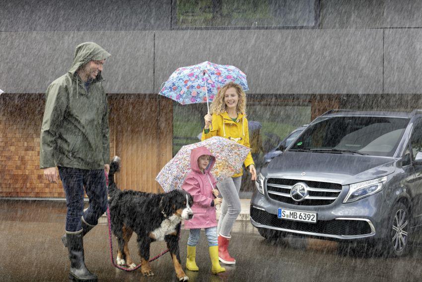 W447 Mercedes-Benz V-Class facelift gets new diesel Image #918886