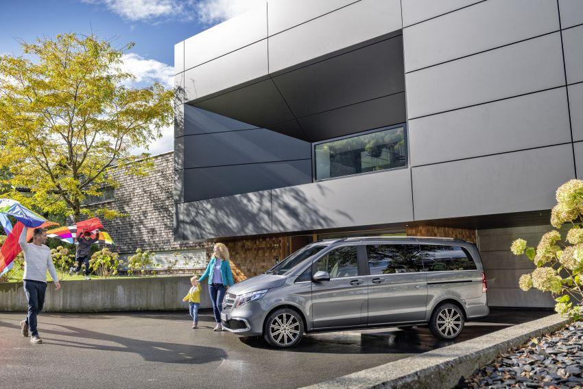 W447 Mercedes-Benz V-Class facelift gets new diesel Image #918890