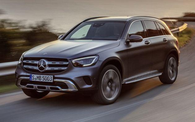 2019 Mercedes-Benz GLC: Facelift, Interior, Updates >> X253 Mercedes Benz Glc Facelift Unveiled New Mild Hybrid Engines