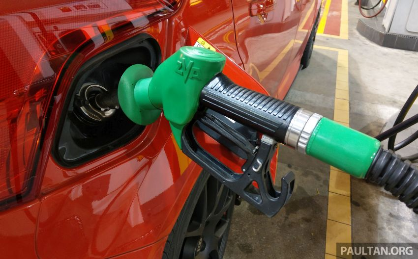 Feb 2019 week three fuel price – diesel same, petrol up Image #922430