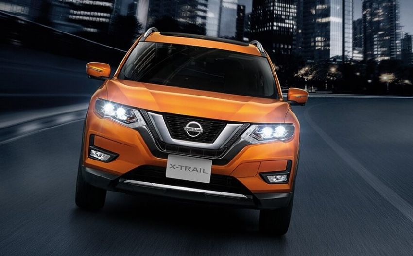 Nissan X-Trail facelift launched in Thailand – minor restyling, added safety tech for petrol and 2.0L hybrid Image #919819