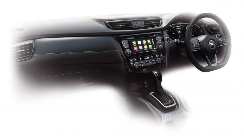 Nissan X-Trail <em>facelift</em> dibuka untuk tempahan – empat varian, 2.0L Hybrid baru, harga dari RM134k-RM160k Image #931052