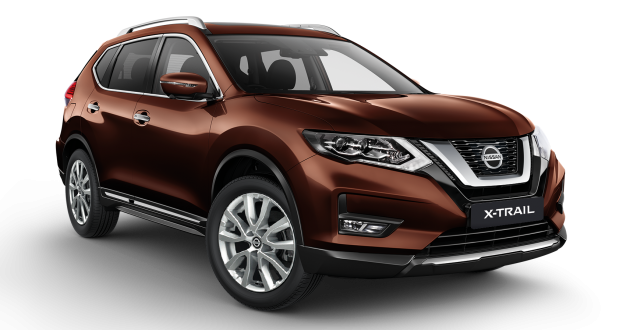 Nissan X Trail >> Nissan X Trail Facelift Open For Booking Four Variants New 2 0l