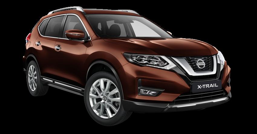 Nissan X-Trail <em>facelift</em> dibuka untuk tempahan – empat varian, 2.0L Hybrid baru, harga dari RM134k-RM160k Image #931053
