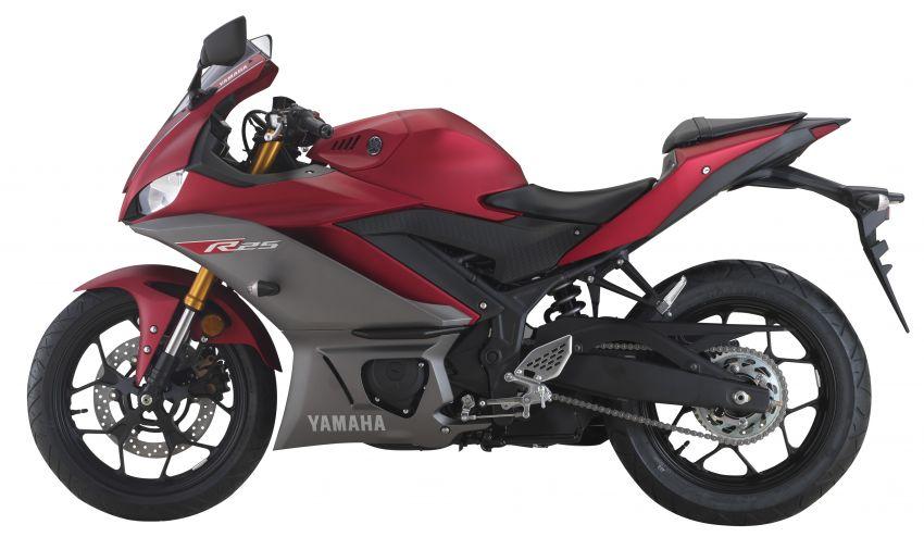 2019 Yamaha YZF-R25 price announced – RM19,998 Image #936495