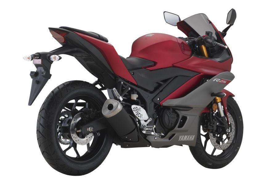 2019 Yamaha YZF-R25 price announced – RM19,998 Image #936501