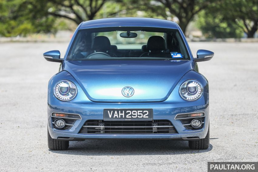 The Volkswagen Beetle – grab one while you still can Image #935965
