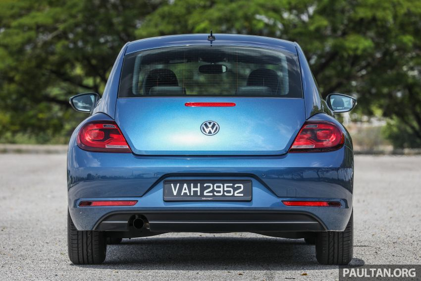 The Volkswagen Beetle – grab one while you still can Image #935969