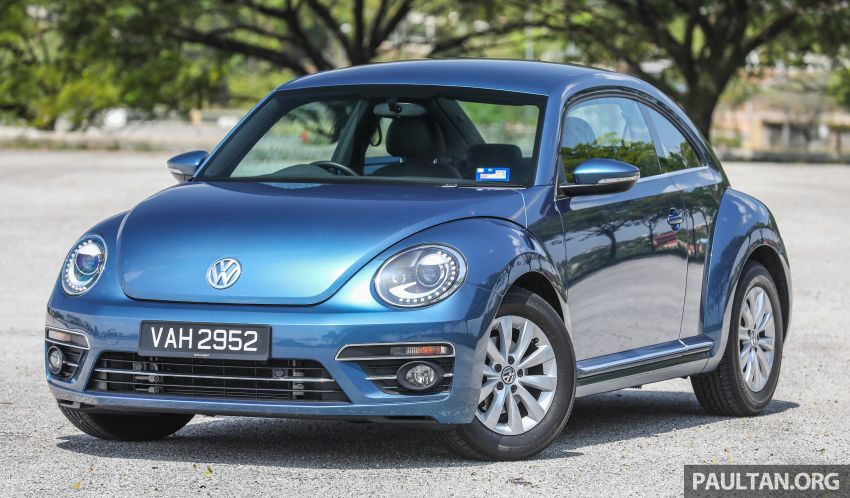 The Volkswagen Beetle – grab one while you still can Image #935956