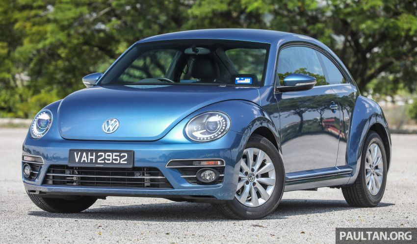 The Volkswagen Beetle – grab one while you still can Image #935957