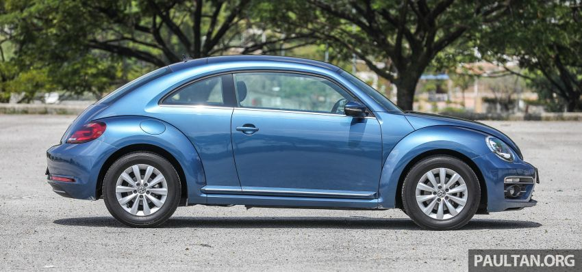 The Volkswagen Beetle – grab one while you still can Image #935963
