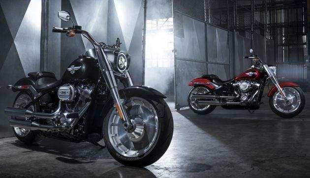 2019 Harley Davidson Malaysia Price List Updated