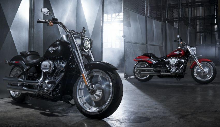 2019 Harley-Davidson Malaysia price list updated Image #935318
