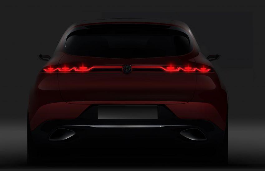 Alfa Romeo Tonale concept – new midsize, PHEV SUV Image #932951