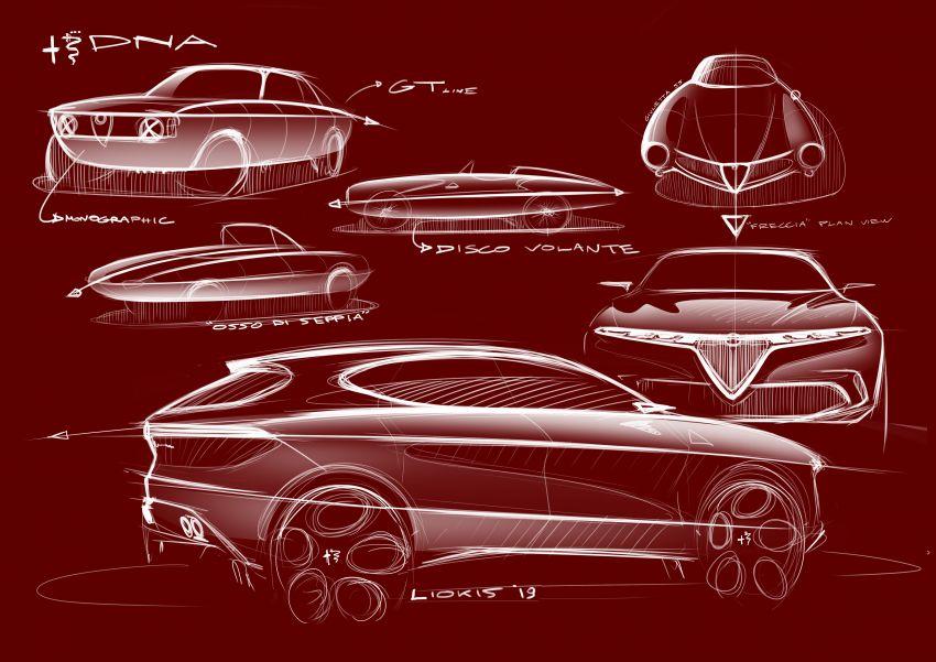 Alfa Romeo Tonale concept – new midsize, PHEV SUV Image #932954