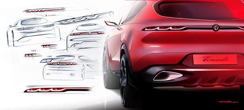 Alfa Romeo Tonale concept – new midsize, PHEV SUV Image #932956