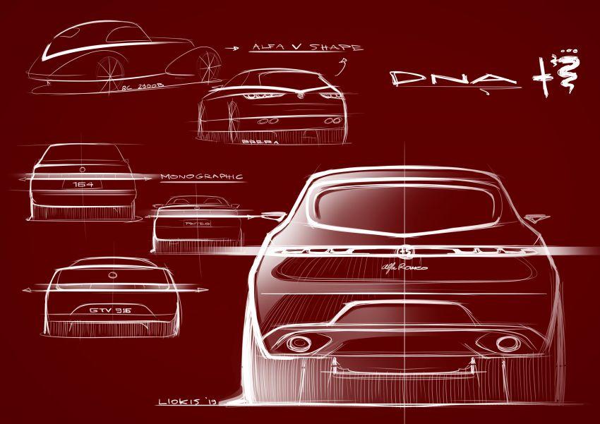 Alfa Romeo Tonale concept – new midsize, PHEV SUV Image #932958