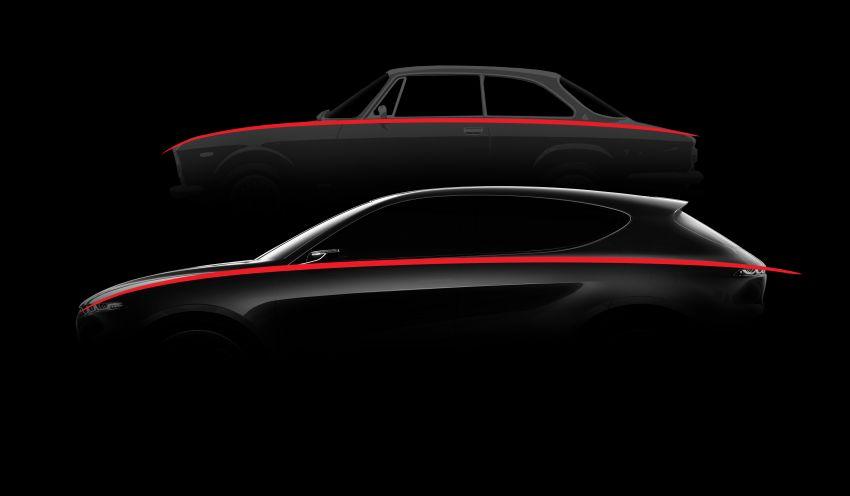 Alfa Romeo Tonale concept – new midsize, PHEV SUV Image #932960