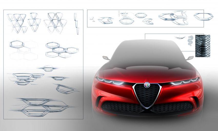 Alfa Romeo Tonale concept – new midsize, PHEV SUV Image #932962