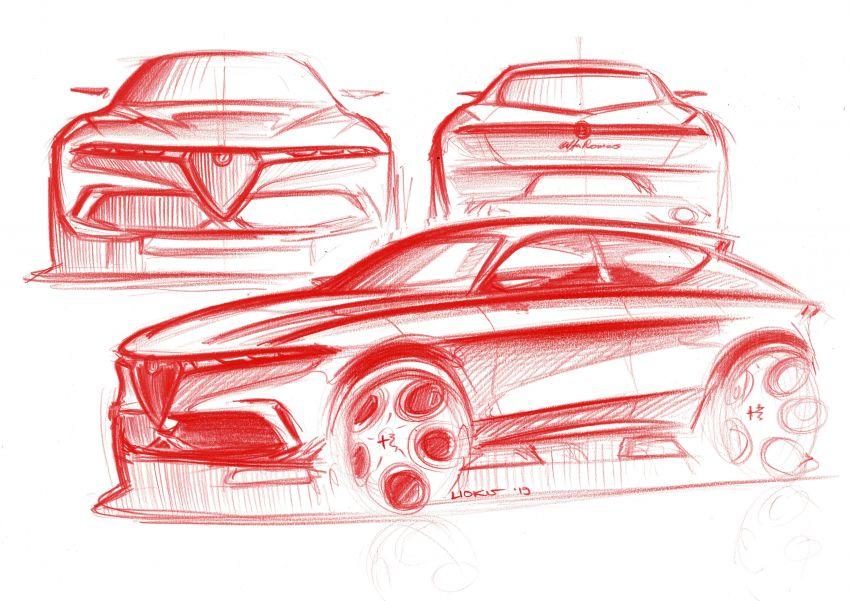 Alfa Romeo Tonale concept – new midsize, PHEV SUV Image #932964