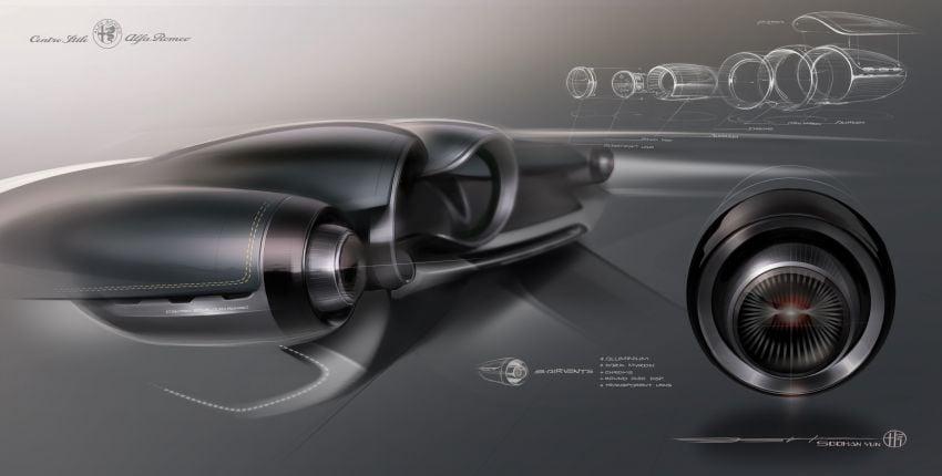 Alfa Romeo Tonale concept – new midsize, PHEV SUV Image #932944
