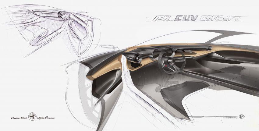Alfa Romeo Tonale concept – new midsize, PHEV SUV Image #932946