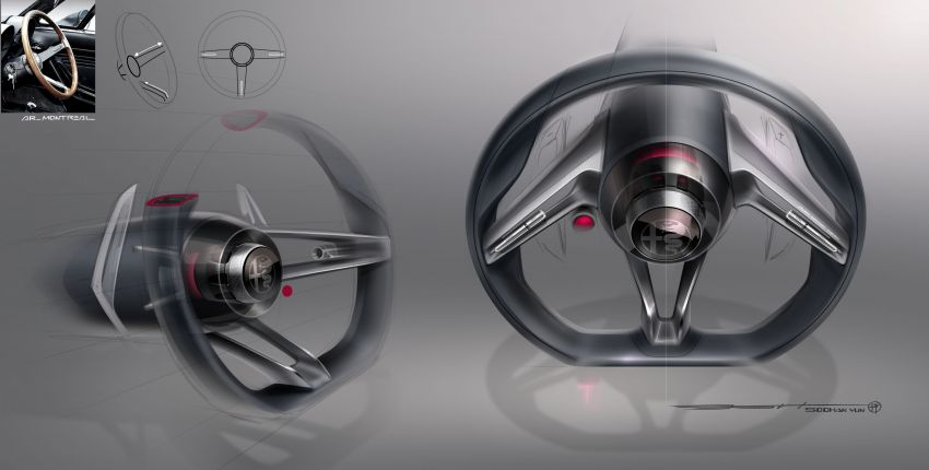 Alfa Romeo Tonale concept – new midsize, PHEV SUV Image #932947