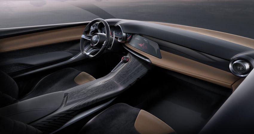 Alfa Romeo Tonale concept – new midsize, PHEV SUV Image #932948